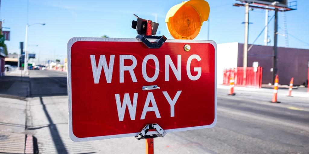 Wrong Way Opinions